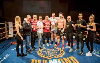 Diamonds Fight Night 2017 NVR Gym Liptovský mikuláš