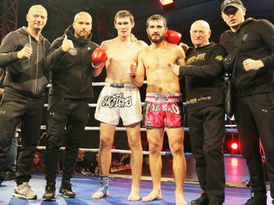 NVR Fight Team Liptovský Mikuláš
