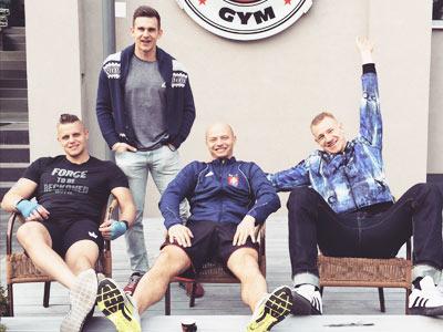 NVR Gym Liptovský Mikuláš