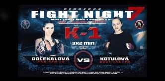Fight Night K-1 NVR GYM Liptovský Mikuláš
