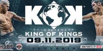 KOK - King of Kings 2019 - 9. november - Liptovský Mikuláš