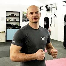 Nvr Gym tréner - Peter Navratil