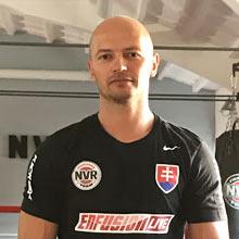 Nvr Gym - Marian Kulizak